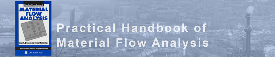 Practical Handbook of Material Flow Analysis